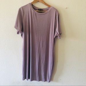 Lavender Forever21 Dress